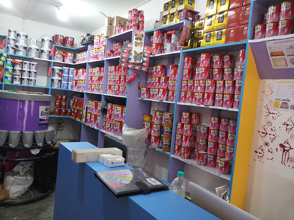berger paints in nagaon premium color shop